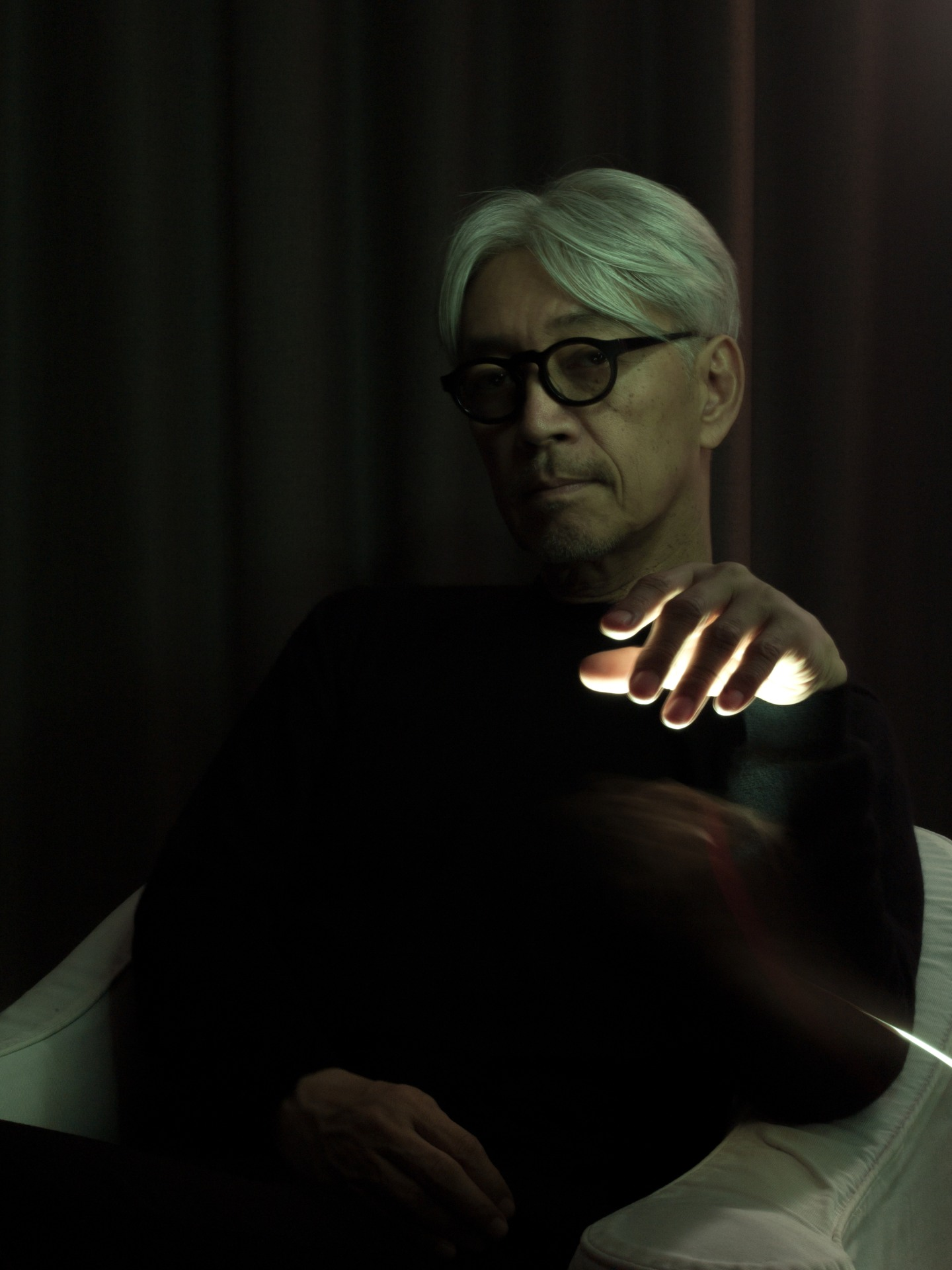 Ryuichi Sakamoto Is Listening Closer Than Ever