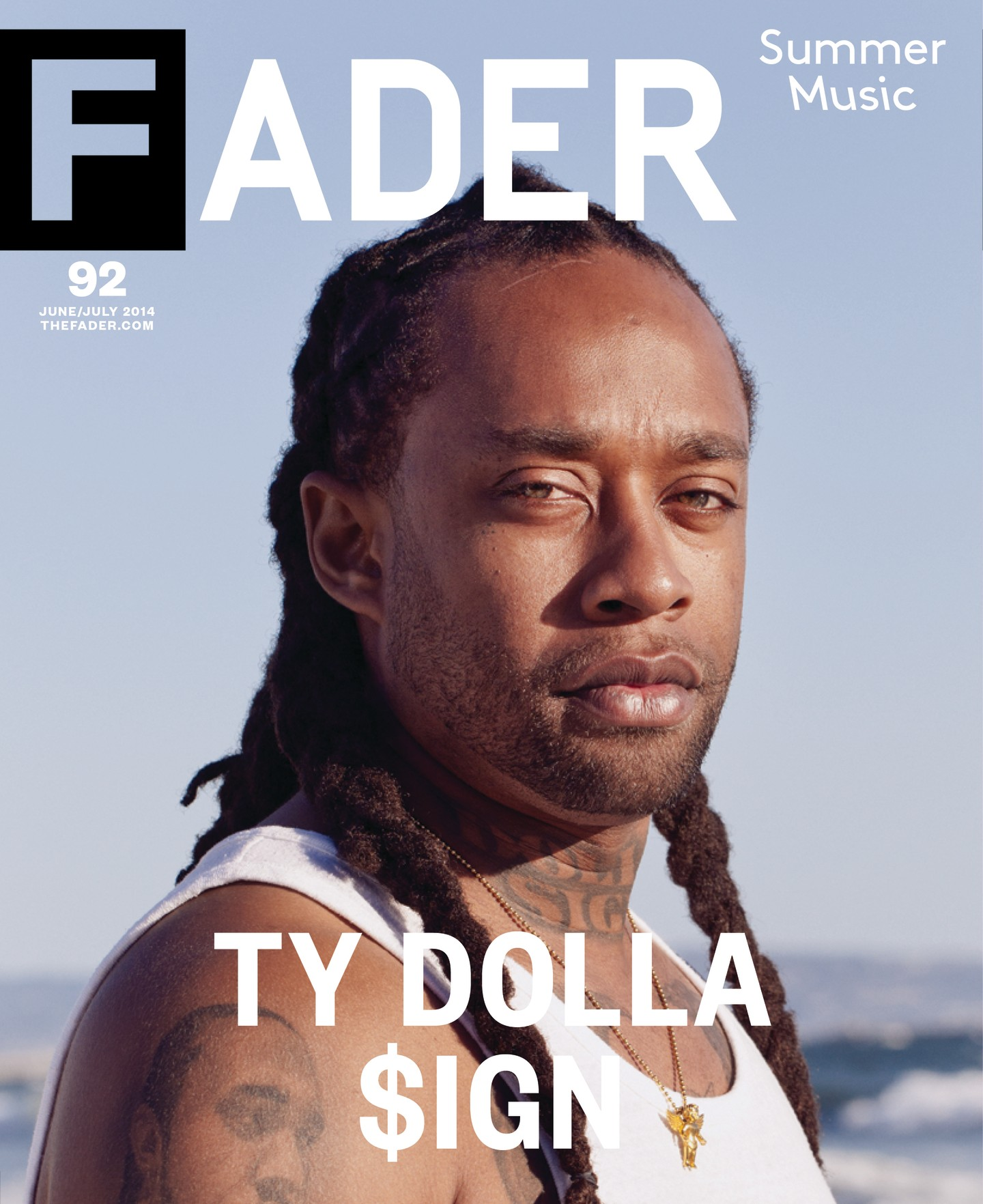 Ty Dolla $ign FADER