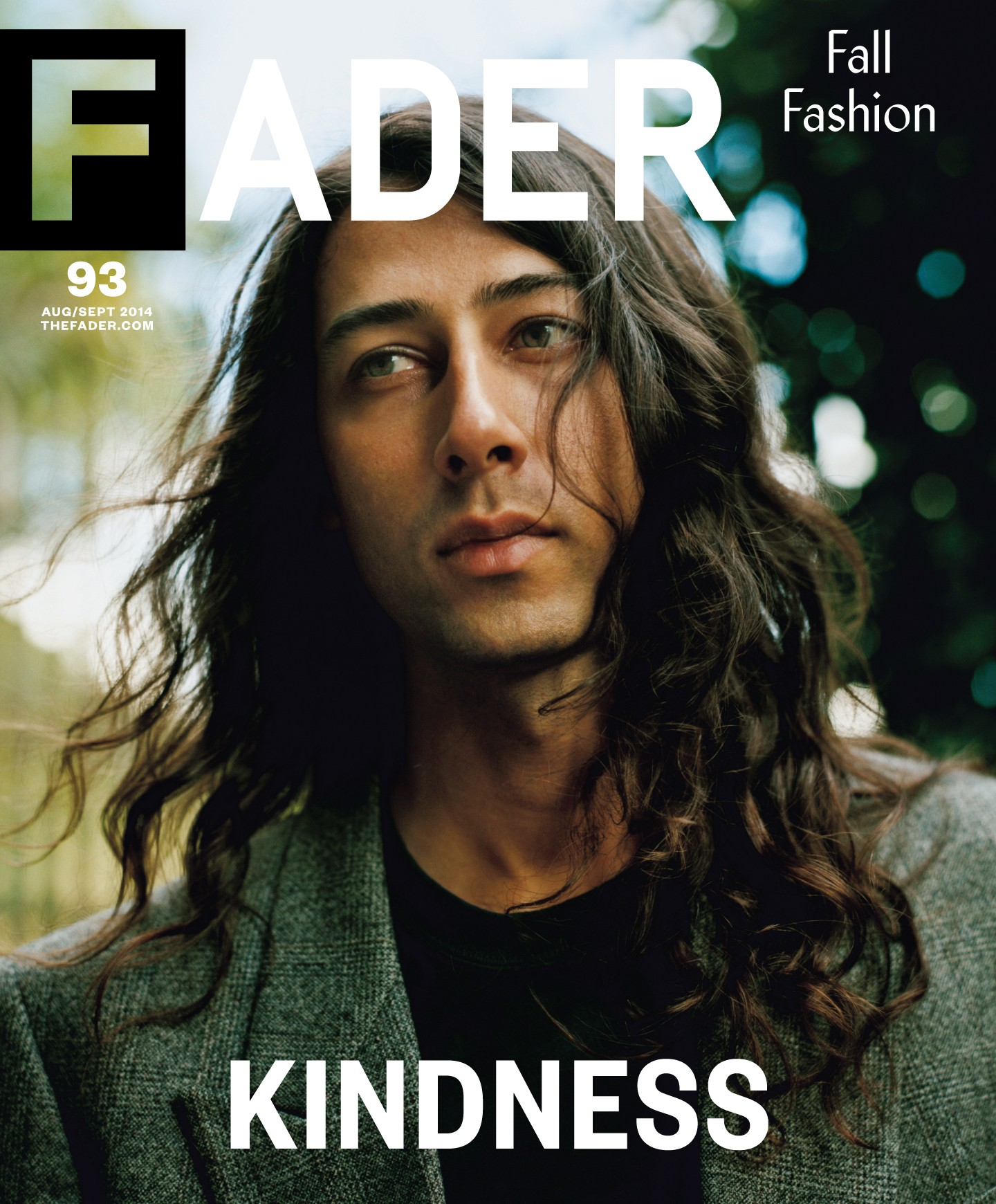 Kindness - The FADER cover