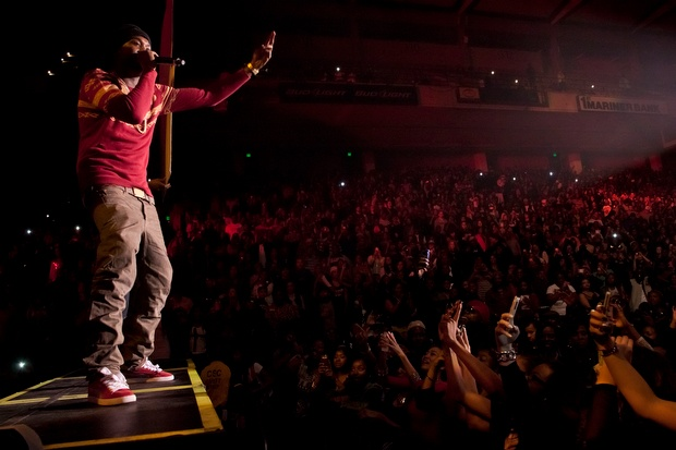 Providence Auto Group >> On the Road With Meek Mill, Part 1   The FADER