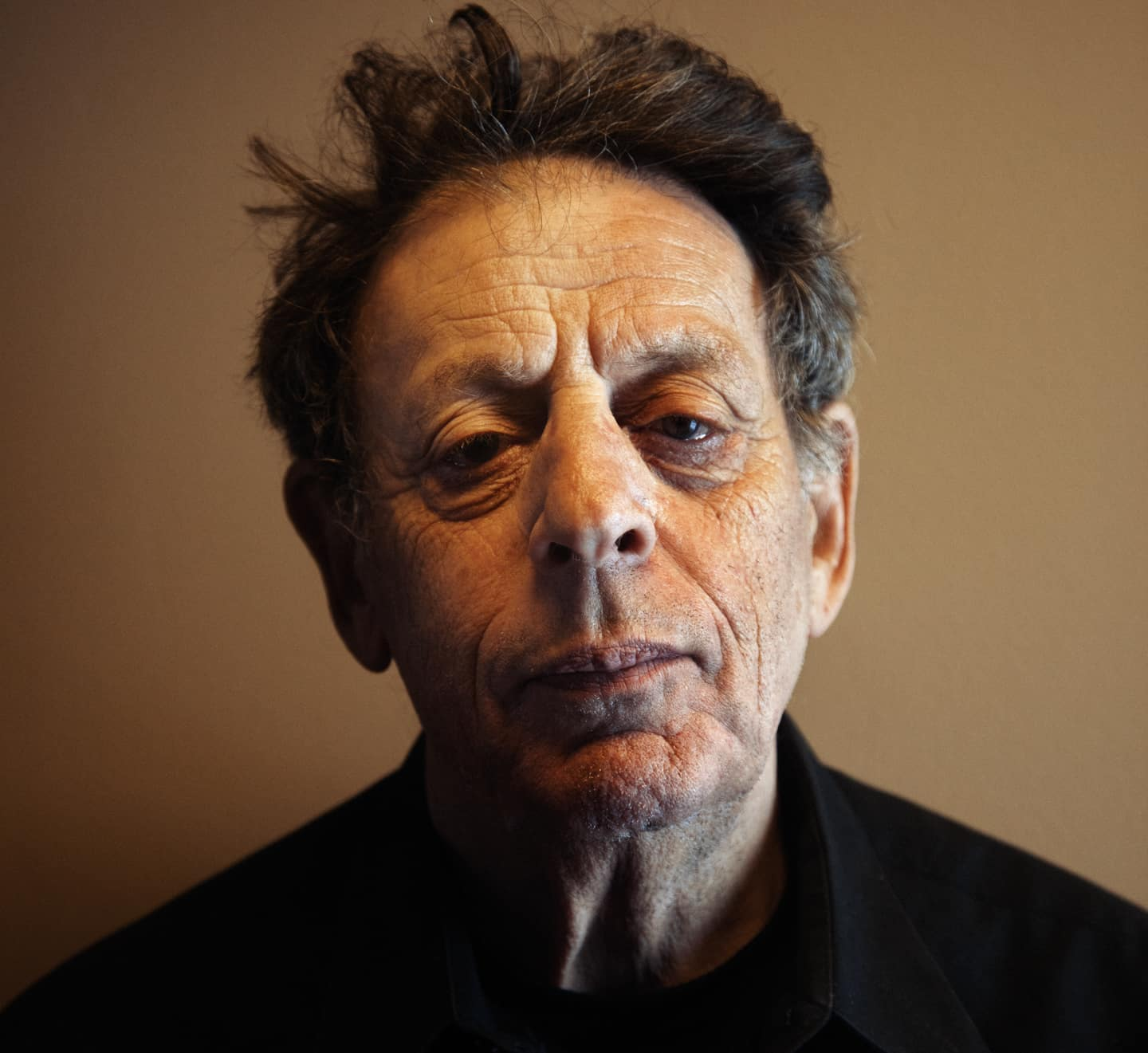 Philip Glass est-il une tortue ? Philip-glass