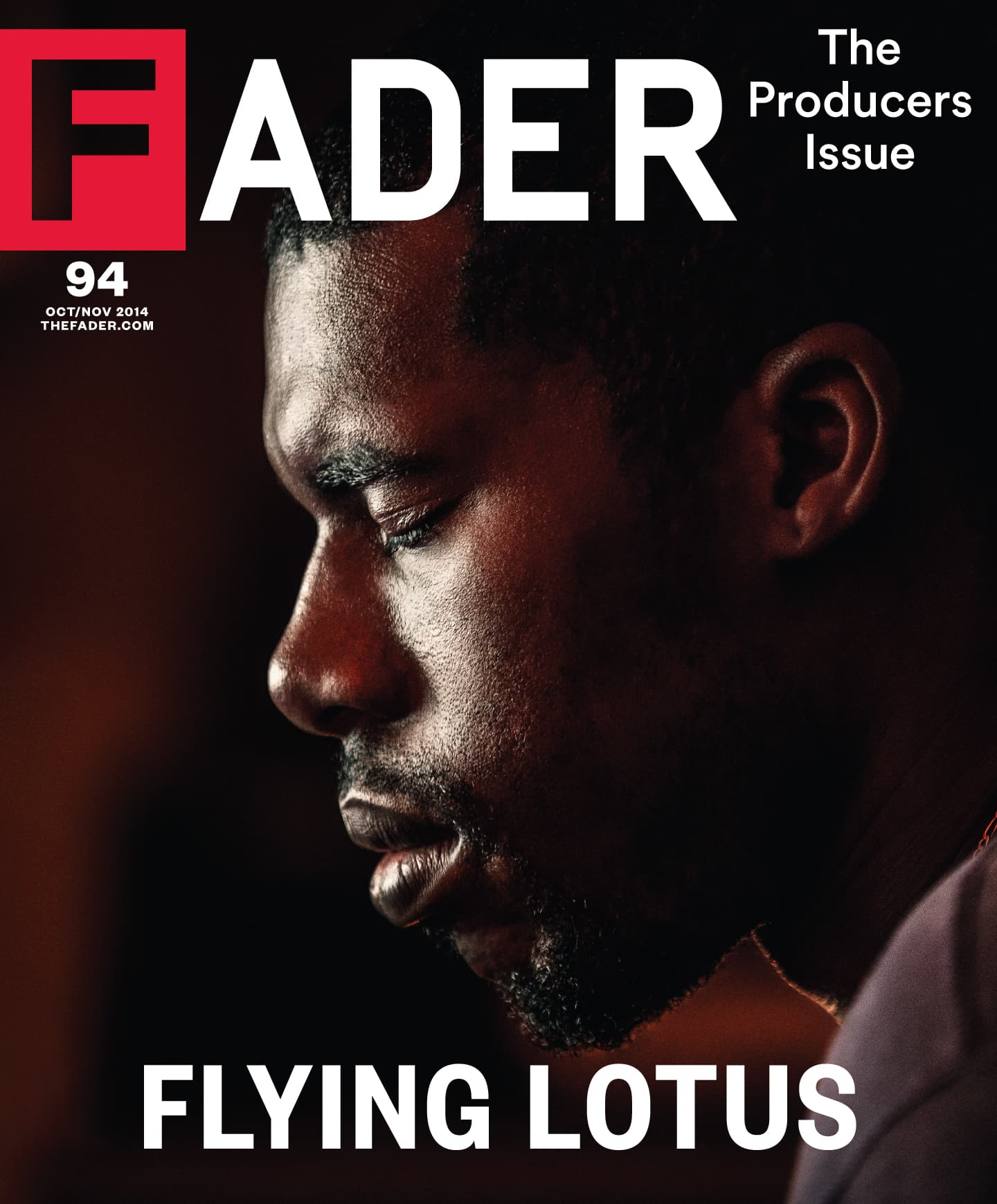 Flying Lotus Fader cover story Andy Beta Mark Mahaney