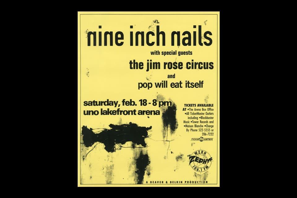 nine inch nails typography - photo #24