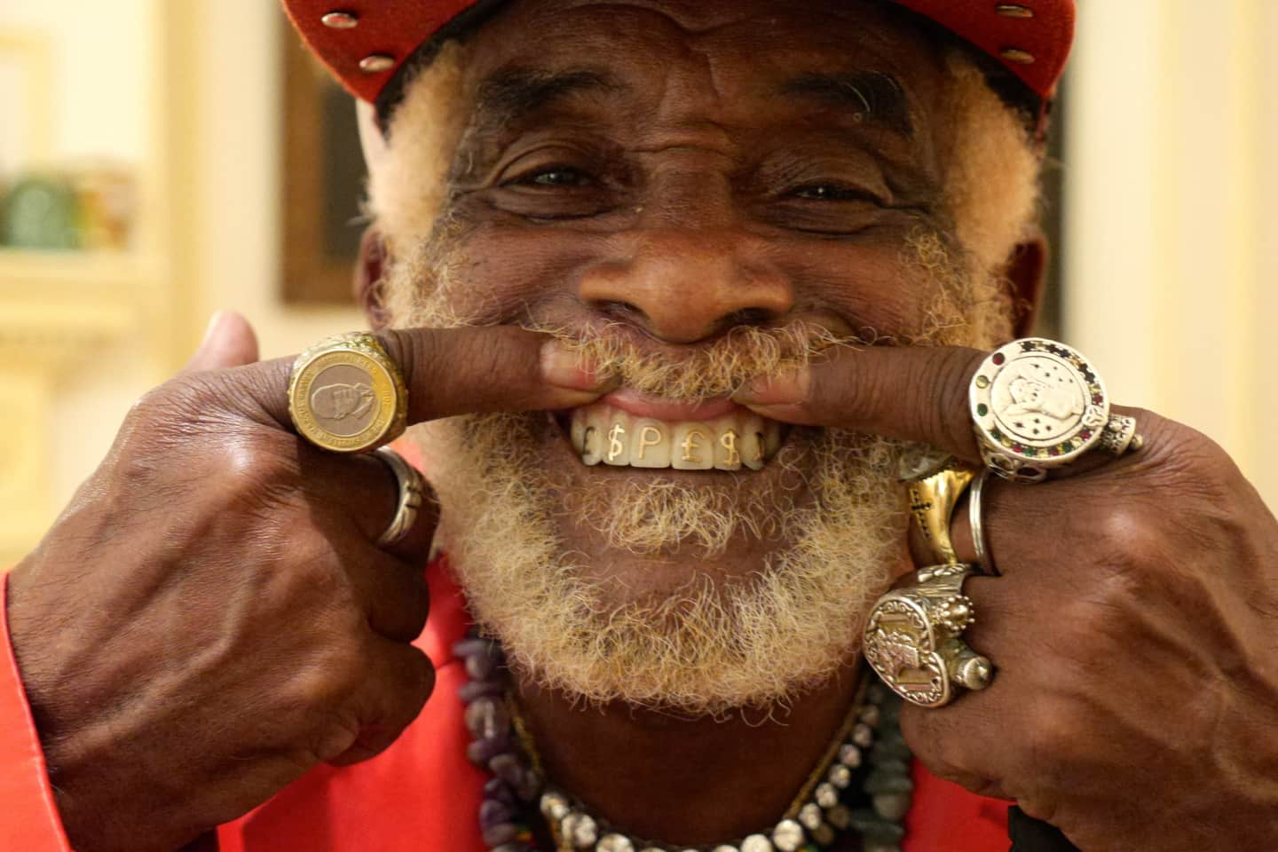 Why Lee Scratch Perry Wants You To Stop Smoking Weed