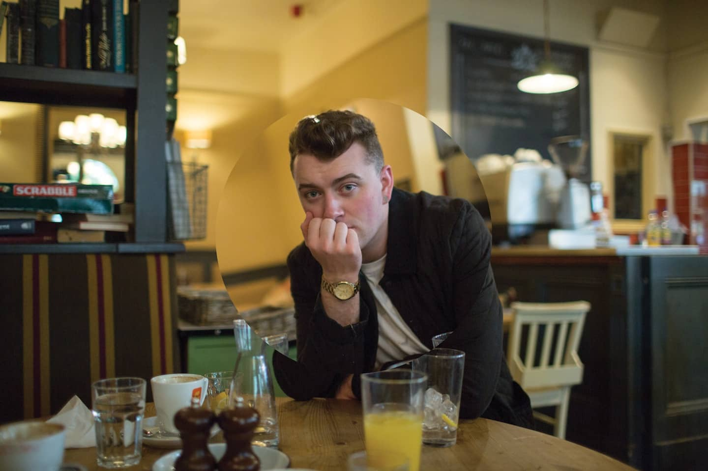 Sam Smith for The FADER