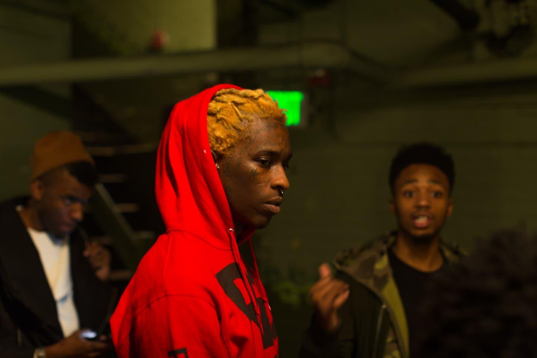 young thug metro boomin cam kirk rodeo tour