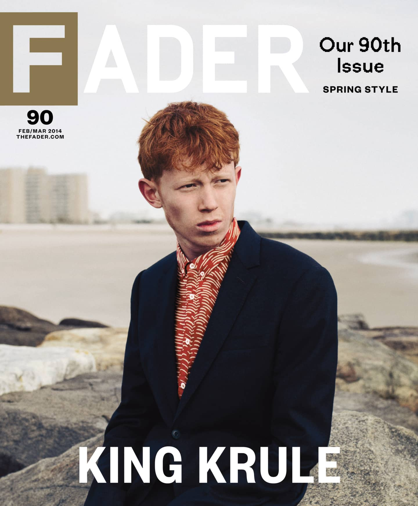King Krule fader