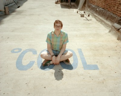 jerry paper photo by Joe Leavenworth