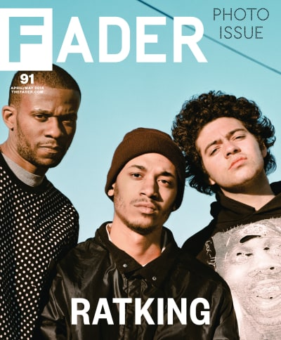 Ratking - The FADER