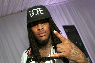 waka flocka flame arrested