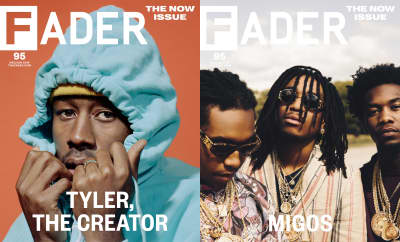 The FADER 95