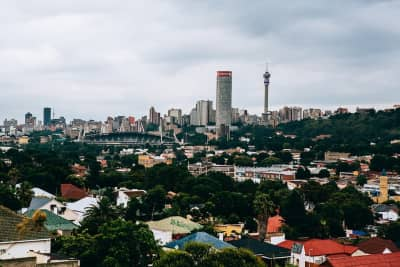 Johannesburg the fader