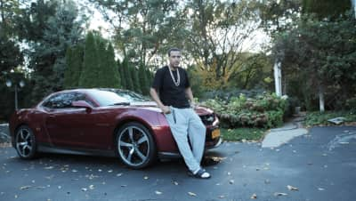 At Home With: French Montana
