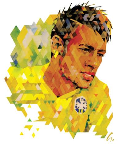 Neymar - The FADER