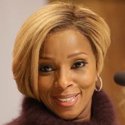 Mary j. Blige The FADER