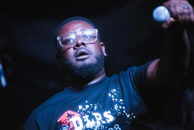 t-pain fader fort surprise performance