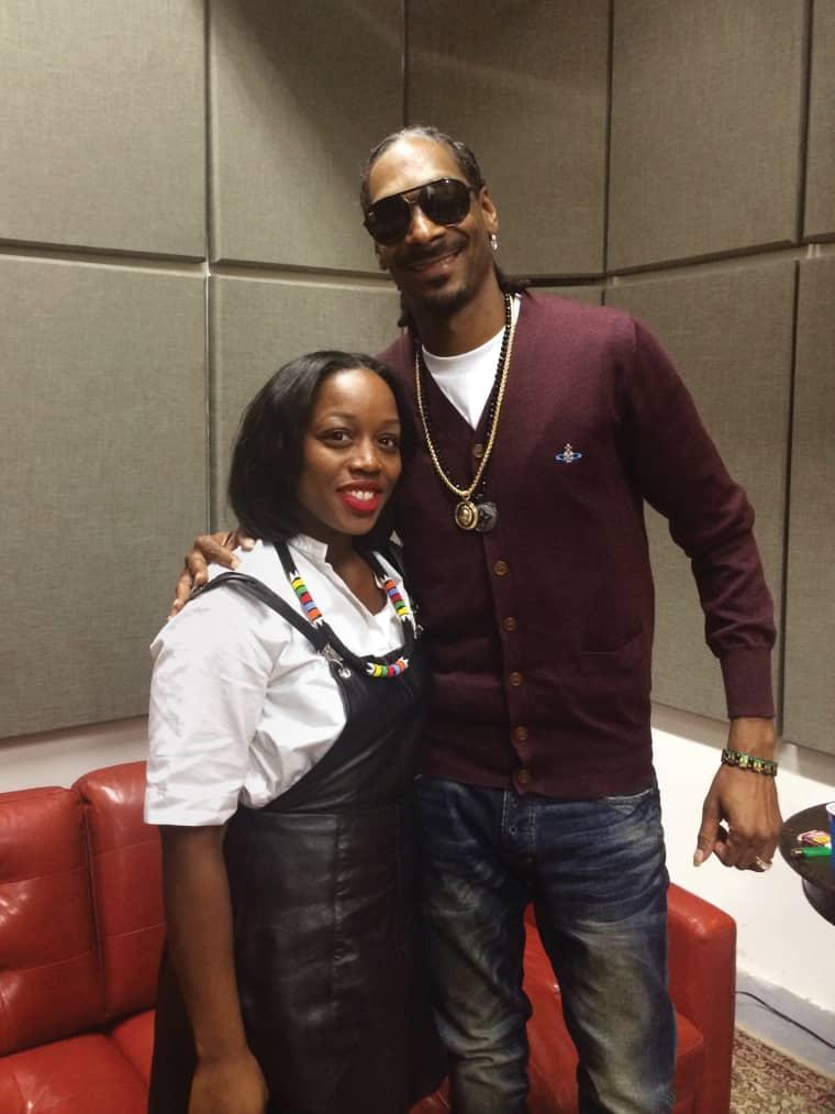 Snoop Dogg Deidre Dyer
