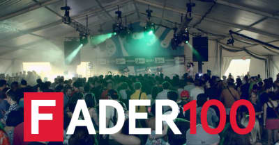 This Is How The FADER FORT Became An Institution
