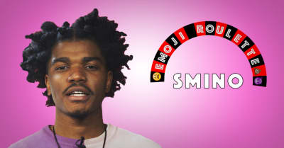 Watch Smino Rank Kanye Albums During A Game Of Emoji Roulette