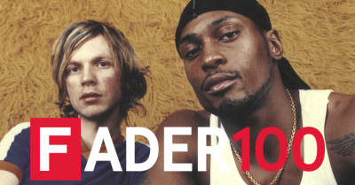 This Is How The Iconic D'Angelo And Beck Issue Of The FADER Got Made