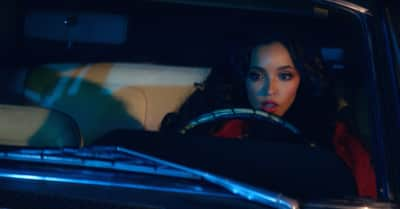 """Tinashe And KDA's """"Just Say"""" Video Is A Neon-Lit Dance Workout"""