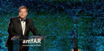 James Corden apologizes for Harvey Weinstein jokes