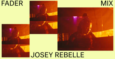 This amped-up Josey Rebelle mix will turn any room into a club