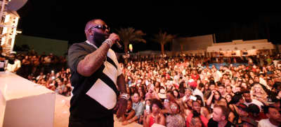 "Rick Ross is reportedly on ""a form of life support"""