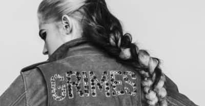 Hear Grimes's BBC Radio 1 Session
