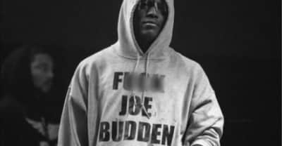 "Lil Yachty explains why he wore a ""F*ck Joe Budden"" hoodie at his Toronto show"