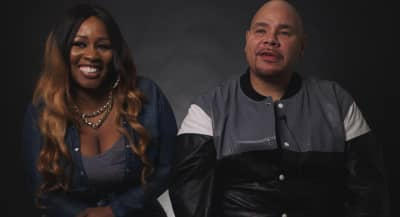 "Fat Joe And Remy Ma Get ""All The Way Up"" On The Real"