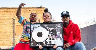 "Ella Mai's ""Boo'd Up"" is certified platinum"