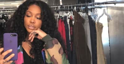 SZA has recorded three songs with Mark Ronson and Tame Impala's Kevin Parker