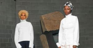 This is the designer behind Solange Knowles's viral Cultured Mag look