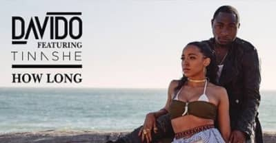 "Davido And Tinashe Hit The Beach In Their ""How Long"" Video"
