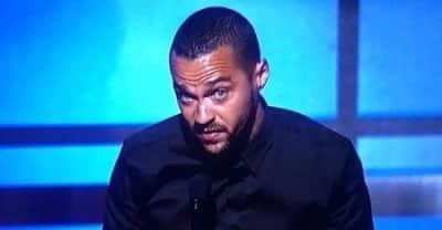 Jesse Williams Gave An Incredible Speech On Black Liberation At The BET Awards
