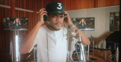 """Chance The Rapper Performs On Emmys: """"Where's The Cop Show Where One Gets Convicted?"""""""