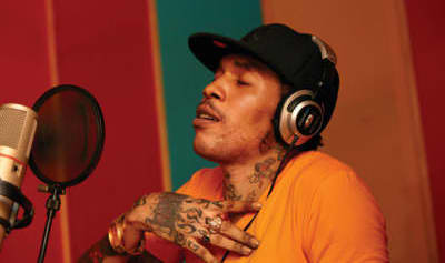 "Vybz Kartel Goes Pop On ""Forever (No Drama)"""