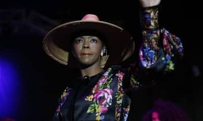 Ms. Lauryn Hill Announces Diaspora Calling! Festival With TIDAL X