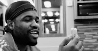 "Watch Buddy's ""Black"" vertical video featuring A$AP Ferg"