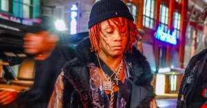 Trippie Redd says he's working on a two-sided album