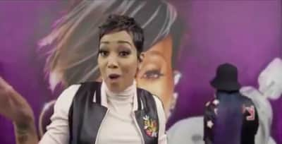 Monica Adds Her Own Entry To The #SoGoneChallenge With Help From Missy Elliott