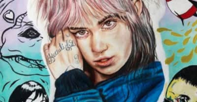 Grimes Has Started An Instagram For Fan Art And Her Own Original Artwork