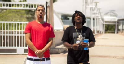 """DJ Fresh, Mozzy, And Celly Ru Connect For """"Put It All On The Line"""""""