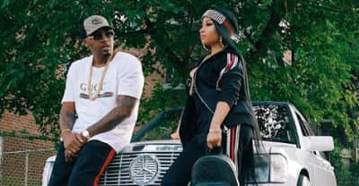 Nas and Nicki Minaj have reportedly broken up