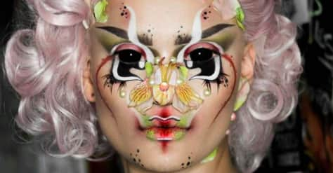Super Snake 2017 >> Hungry is the trippy avant-garde drag queen responsible for Bjork's Utopia cover | The FADER