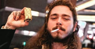 "Post Malone's ""rockstar"" is the number one song on the Billboard Hot 100"