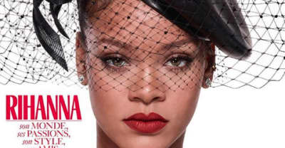 Rihanna has three amazing Vogue Paris covers