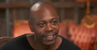 Watch Dave Chappelle's In-Depth Interview With CBS This Morning