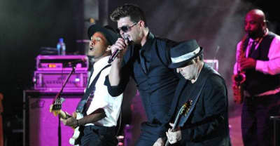 "Pharrell Williams, Robin Thicke, And T.I. Appeal The ""Blurred Lines"" Trial Verdict"